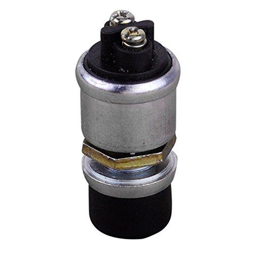 Interruttore di avviamento a pulsante momentaneo per uso gravoso 12 volt CC di Kingfurt 50 Ampere-7676