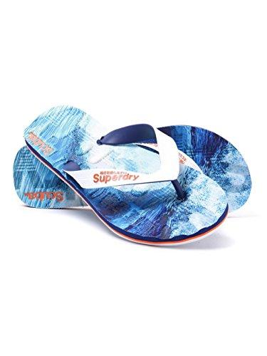 Superdry Scuba Flip Flop - Sandalias de sintético para hombre