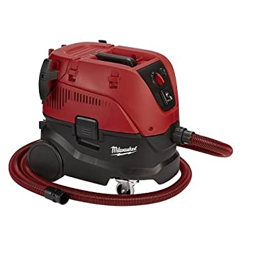 Milwaukee 8960-20 8-Gallon 148-Cfm HEPA Filter Dust Extractor Vacuum