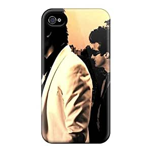 High Quality Cell-phone Hard Cover For Iphone 4/4s (VrQ4235ipvz) Customized High Resolution Green Day Series