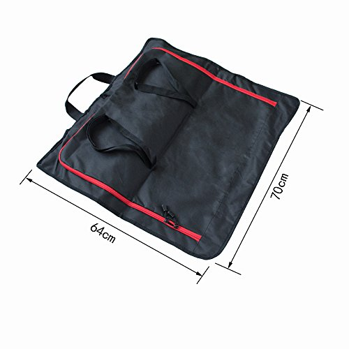 Amazon.com : Kayboo Yoga Mat Tote Gym Bag Fit Most Mat Size ...