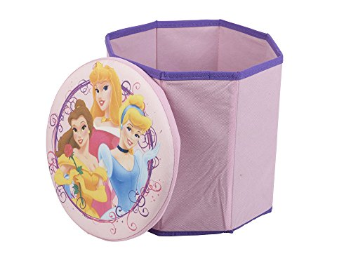 Panorama Disney Ottoman Available In A Choice Of 3 Assorted Characters (Disney Princess)