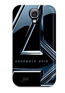 Snap-on 2012 The Avengers Case Cover Skin Compatible With Galaxy S4 by heywan