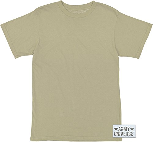 Desert Tan   Sand Military T-Shirt 84cad3db8aa