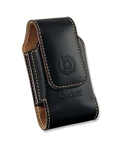 Bugatti Comfortcase for HTC P3470 - fundas para teléfonos móviles Negro