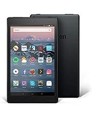 """Fire HD 8 Tablet   8"""" HD Display, 16 GB, Black"""
