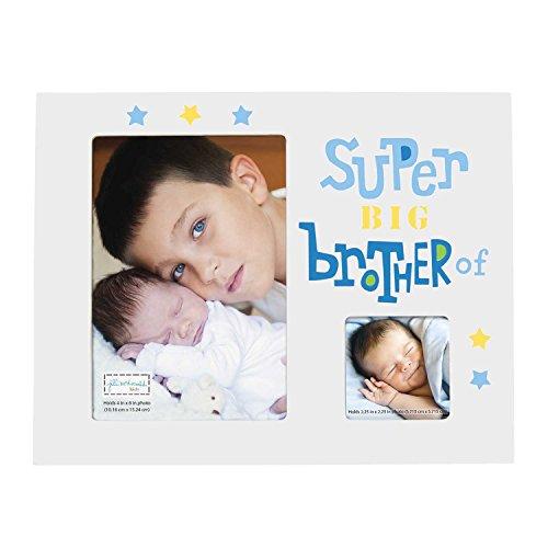 Jill McDonald Kids Photo Frame, Big BroTher (Big Brother Photo Book)