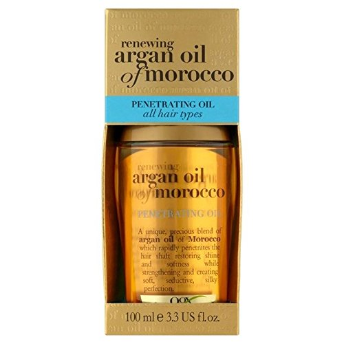 Ogx Moroccan Argan Oil 100ml (PACK OF 4)