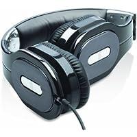 PSB M4U-1 BLK M4U 1 High Performance Over-Ear Headphones Black