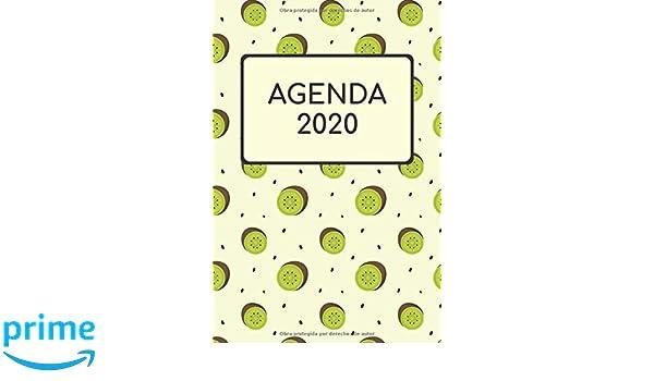 Agenda 2020: Semana Vista 2020 I Diario Organizador ...
