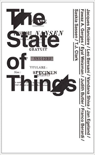 the state of things verksted