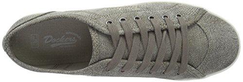 Dockers by Gerli 27ch247-630430 - Zapatillas Mujer Gris - Grau (Taupe 430)