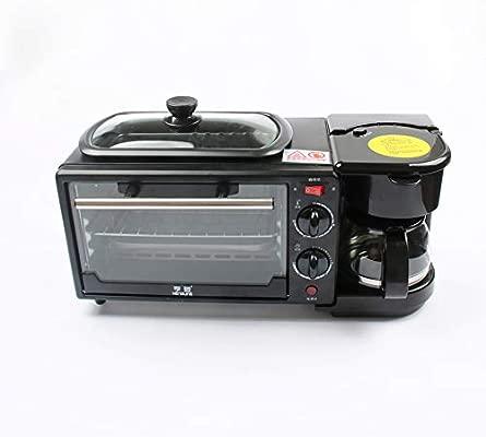 Huang Máquina de Desayuno casero multifunción Mini-en-uno ...