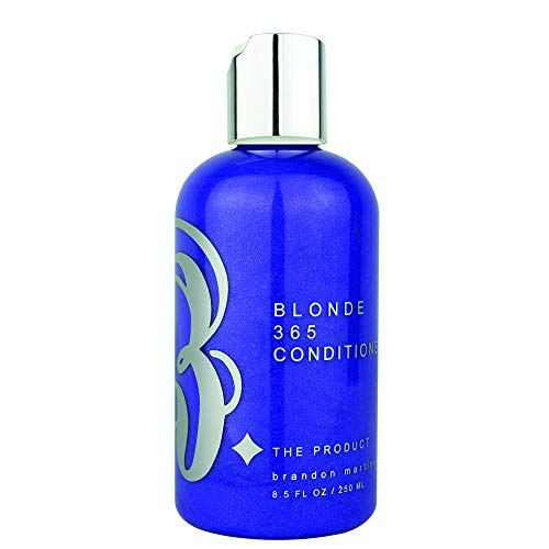 Powerful Purple Toning Hair Conditioner-Hair Colorist Recommended, Anti Brassy Hair Conditioner, Purple Conditioner For Blonde Hair With Color Balance-B. THE PRODUCT Blonde 365 Conditioner - The Product B