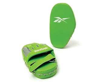 Reebok RE-21455 - Paos de boxeo, color verde