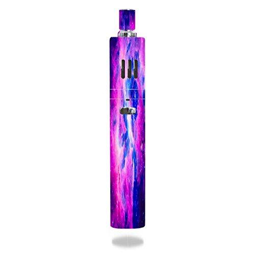 JoyeTech eGo ONE MEGA 2600mAh Vape E-Cig Mod Box Vinyl DECAL STICKER Skin Wrap / Pink and Purple Galaxy Nebula (Cigarette Electronic Ego)