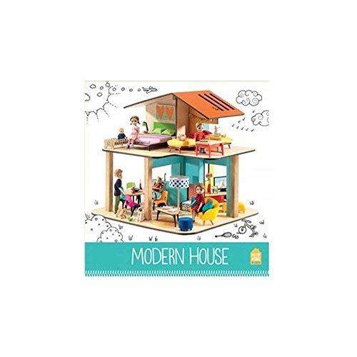 Papo Dollhouse - Modern House