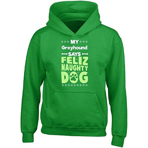 Greyhound Dogs Mens Hoodie - 4