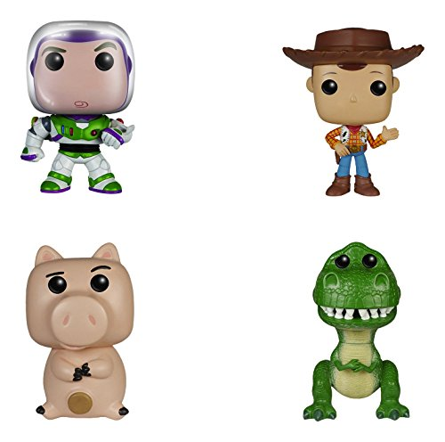 Funko Toy Story POP! Disney Action Figure Collectors Set