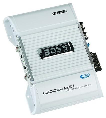 amazon com boss audio mr404 chaos epic 400 watts full range class a rh amazon com