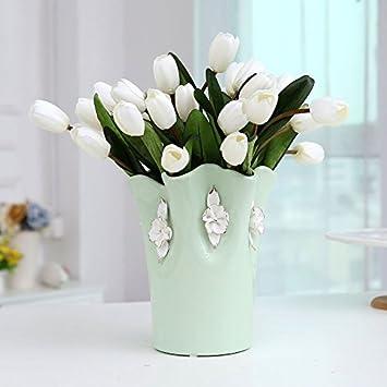 Keramik Vase Wohnzimmer Esstisch Dekoration Moderne Einfache  Einrichtungsgegenstände TV Schrank Neues Haus Möbel Hochzeitsgeschenke  Wohnzimmer