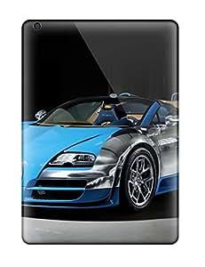 Excellent Design 2013 Bugatti Veyron Grand Sport Vitesse Case Cover For Ipad Air