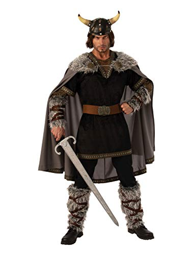 Super Deluxe Mens Viking Costume