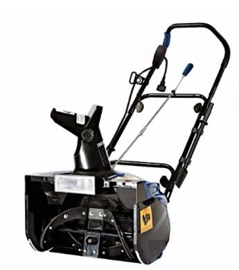 Snow Joe Ultra 18-Inch 15-Amp Electric Snow Thrower with Light by Snow Joe