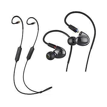 FiiO - Auriculares inalámbricos con Bluetooth RC-BT con FH1 (Negro) FIO-RCBTFH1-J【 Productos Nacionales Originales de Japón 】 【Envíos Desde Japón】: ...