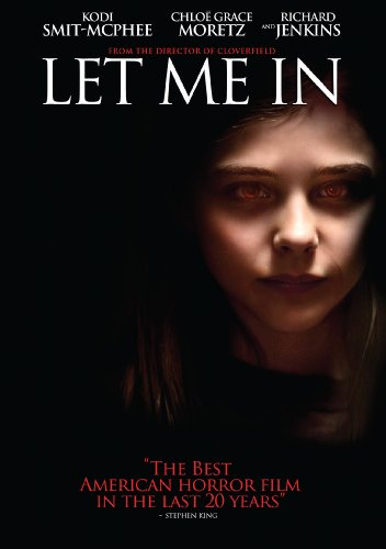 DVD : Let Me in (DVD)