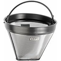 Gefu Coffee Filter Arabica, Permanent, Size 4, Stainless Steel/ Plastic, 16010