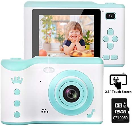 Creative Rechargeable Children Camcorder Included product image