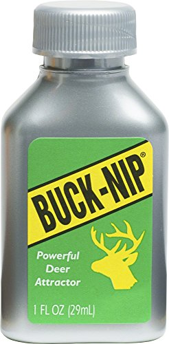 Wildlife Research Center Buck (Wildlife Research 320 Buck-Nip Whitetail Deer Attractor (1-Fluid Ounce))
