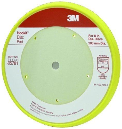 3M Hookit Disc Pad, 8'' by 3M