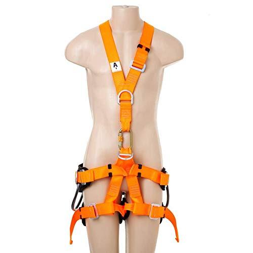 Cinto Seguranca Paraquedista 5 Pontos Acolchoado