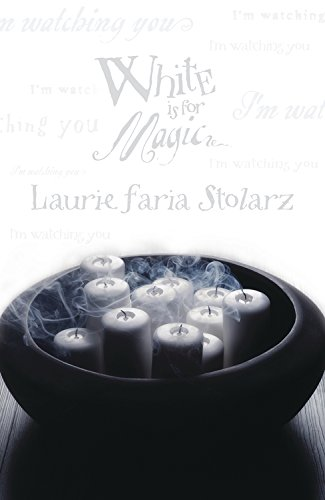 White is for Magic (Blue is for Nightmares Book 2)