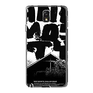 Great Hard Phone Case For Samsung Galaxy Note3 With Customized Nice U2 Skin DrawsBriscoe WANGJING JINDA