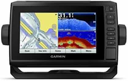 Garmin ECHOMAP Plus 73cv with Transducer, 7