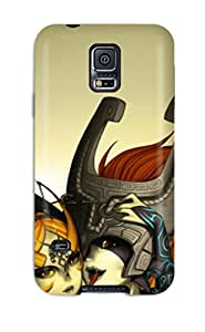 Forever Collectibles Legend Of Zelda Midna Hard Snap-on Galaxy S5 Case