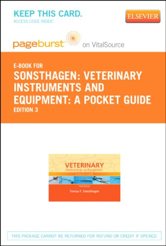 Steam Pig (Veterinary Instruments and Equipment - Elsevier eBook on VitalSource (Retail Access Card): A Pocket Guide, 3e)