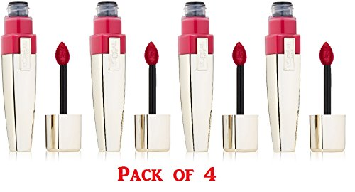 L'oreal Colour Riche Caresse Wet Shine Stain, 187 Infinite Fuchsia (4 Pk)