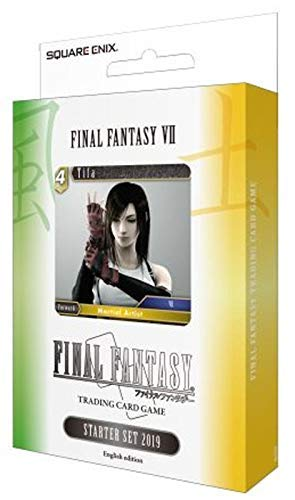 - Final Fantasy TCG Starter Deck VII Opus 8