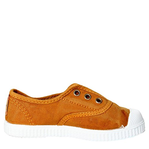 CIENTA elastico Marrone tessuto 70777 unisex scarpe Cuoio wqAUCwrx