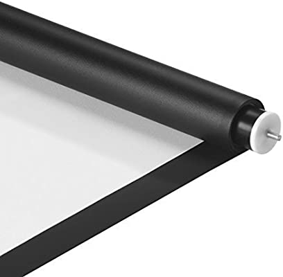 Amazon.com: VonHaus – Pantalla para proyector (66