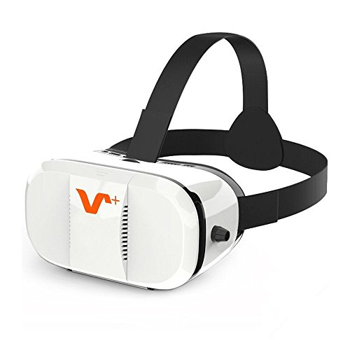 Amazon Lightning Deal 98% claimed: Vox Z3 3D Virtual Reality Headset 3D Viewing Glasses  Get Excited, Get Vox+ VR