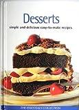 Desserts, J.K, 0752588699