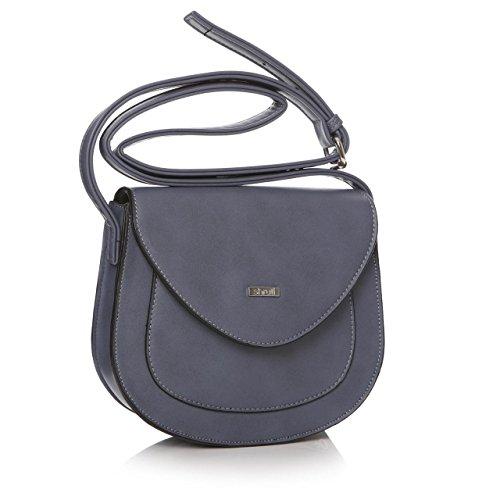 Shruti Designs Junction 18 Classique Bleu Freya Sac Pour Selle