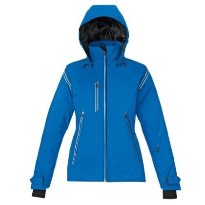 Ash City Ladies Ventilate Insulated Jacket (X-Small, Olympic Blue)