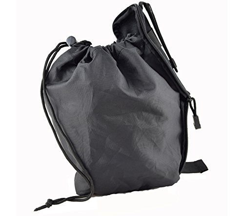 Tactical Baby Gear MOLLE Dump Pouch 2.0 (Black)