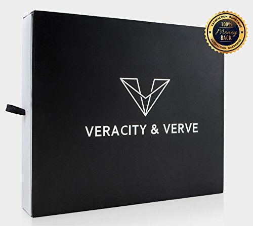 Professional PU Leather Padfolios Business Portfolio Document Organizer & Holder Padfolio Case for Notepads,Pens,Phone,Documents,Business Cards Blush Pink by Veracity & Verve (Image #2)